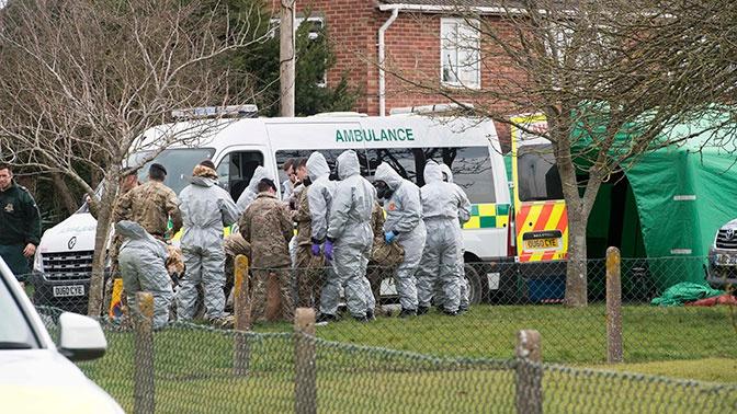 В посольстве РФ прокомментировали ситуацию с «погибшими утками» в Солсбери