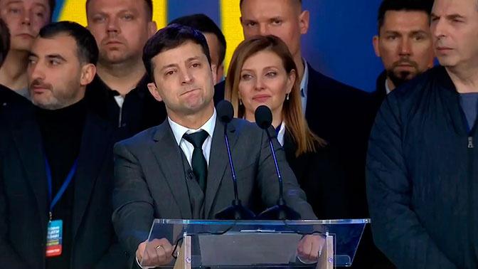 Порошенко обнародовал компромат на жену Зеленского в «день тишины»