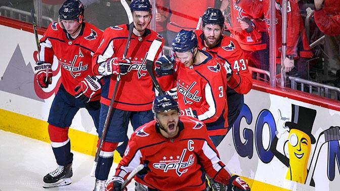 Овечкин догнал Кейна по очкам, набранным в плей-офф NHL