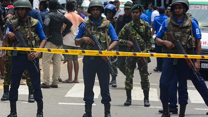 Возле аэропорта на Шри-Ланке обнаружили еще одну бомбу