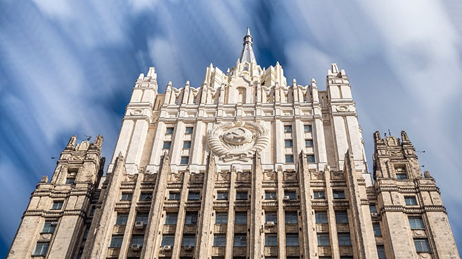 В МИД РФ обвинили ВСУ в умышленном нападении на российских журналистов под Донецком
