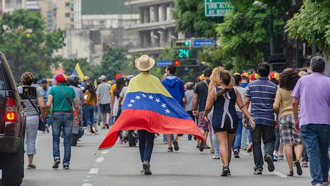 В Минобороны РФ заявили о проведении США плановой операции по отключению объектов энергетики в Венесуэле