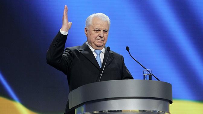 Первый президент Украины дал Зеленскому совет по Крыму