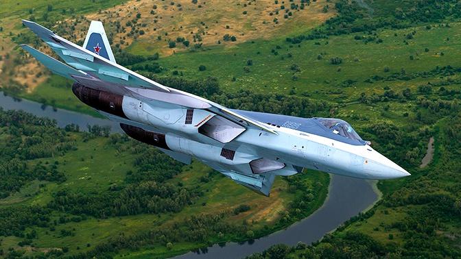Двигатель «первого этапа» для Су-57 запущен в серию