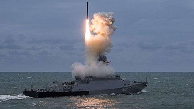 Два новейших фрегата ВМФ России получат гиперзвуковое оружие