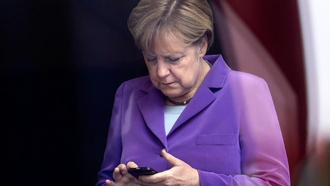 Ангела Меркель позвонила Владимиру Зеленскому