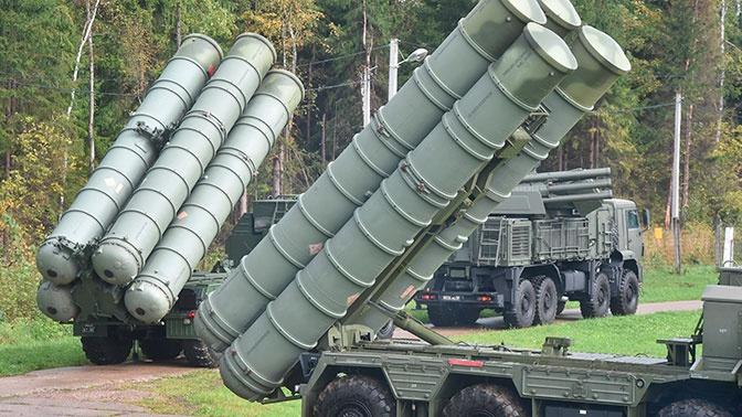 В Рособоронэкспорте назвали сроки начала поставок ЗРС С-400 Турции
