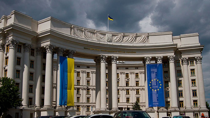 В МИД Украины заявили о «смене тона Москвы»
