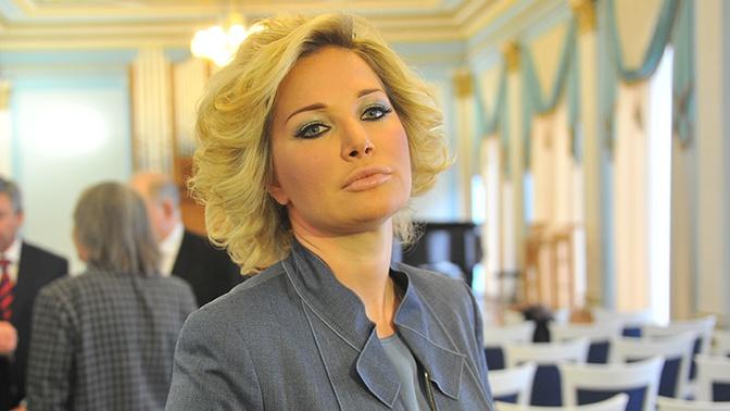 Максакова опровергла официальную версию украинских силовиков относительно убийства своего мужа