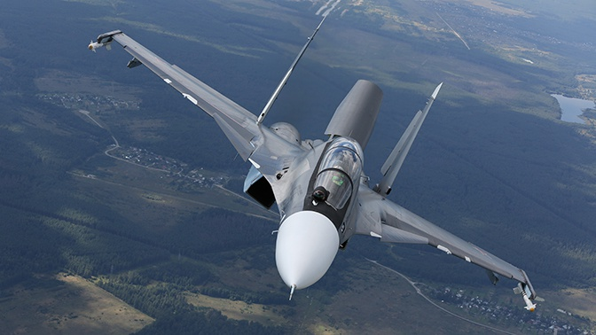 Россия поставит Армении первые Су-30 к началу 2020 года