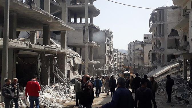 ГосТВ Сирии: террористы обстреляли Латакию, ранен один человек