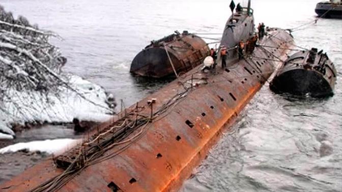 В Карском море нашли неизвестную подлодку