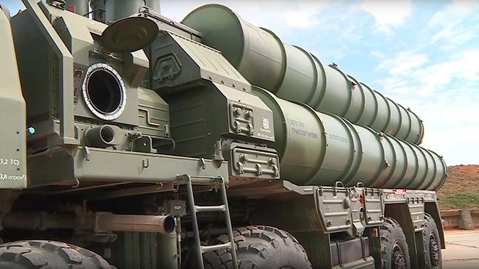 В МИД Турции заявили о неизменности своей позиции по российским ЗРК С-400