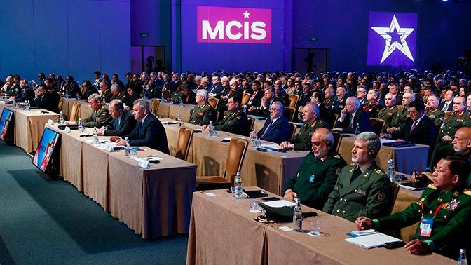 Тысяча экспертов и сотня стран: конференция MCIS-2019 в цифрах