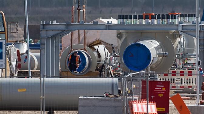В Германии связали свое будущее с «Северным потоком - 2»