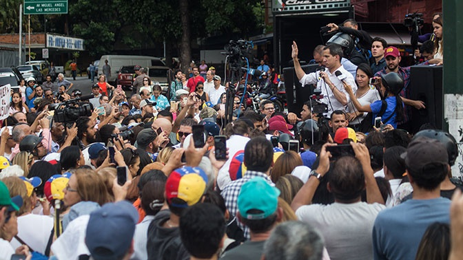 Шойгу предупредил о последствиях для Латинской Америки из-за попыток сместить власть в Венесуэле