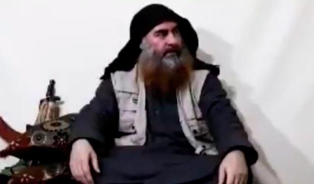 СМИ сообщили о публикации нового видео с главарем ИГИЛ* аль-Багдади