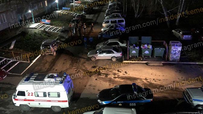 Очевидцы: в Кемерово взрослые мужчины избили компанию девятиклассников