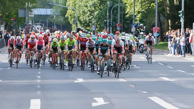 Движение в Москве ограничат из-за велогонок