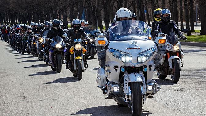 В Москве ограничат движение для подготовки к мотофестивалю