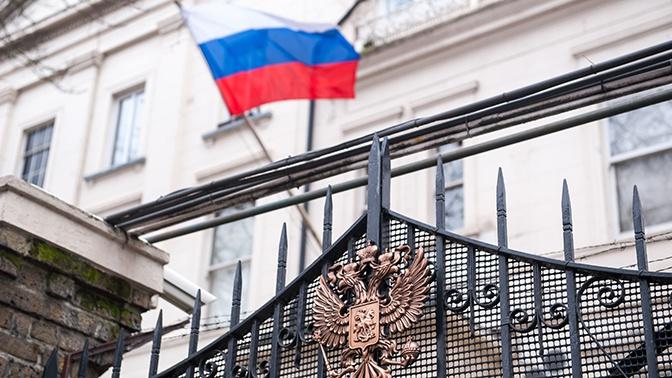 Посольство РФ обвинило Лондон в притеснении российских журналистов