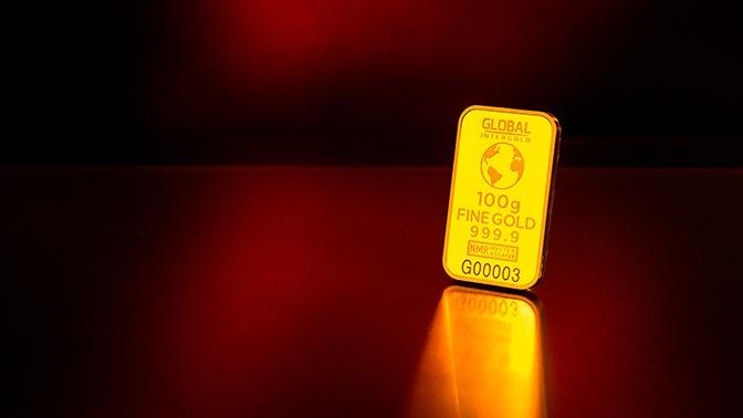 В Центробанке Эстонии остался всего один золотой слиток