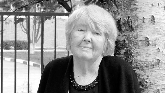 Умерла автор романа о гардемаринах Нина Соротокина