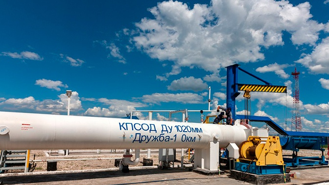 По делу о некачественной нефти в трубопроводе «Дружба» задержаны четыре человека
