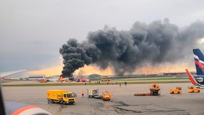Источник в Росавиации подтвердил подлинность опубликованных переговоров пилота SSJ100 с диспетчерами