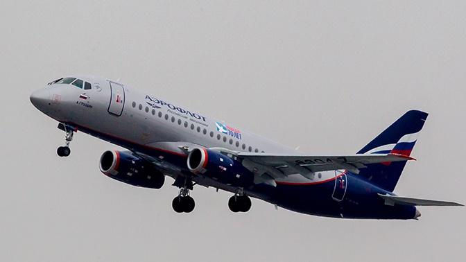 В Кремле прокомментировали возможный запрет эксплуатации SSJ-100