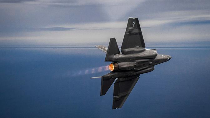 В США показали новейшую гиперзвуковую ракету для F-35C