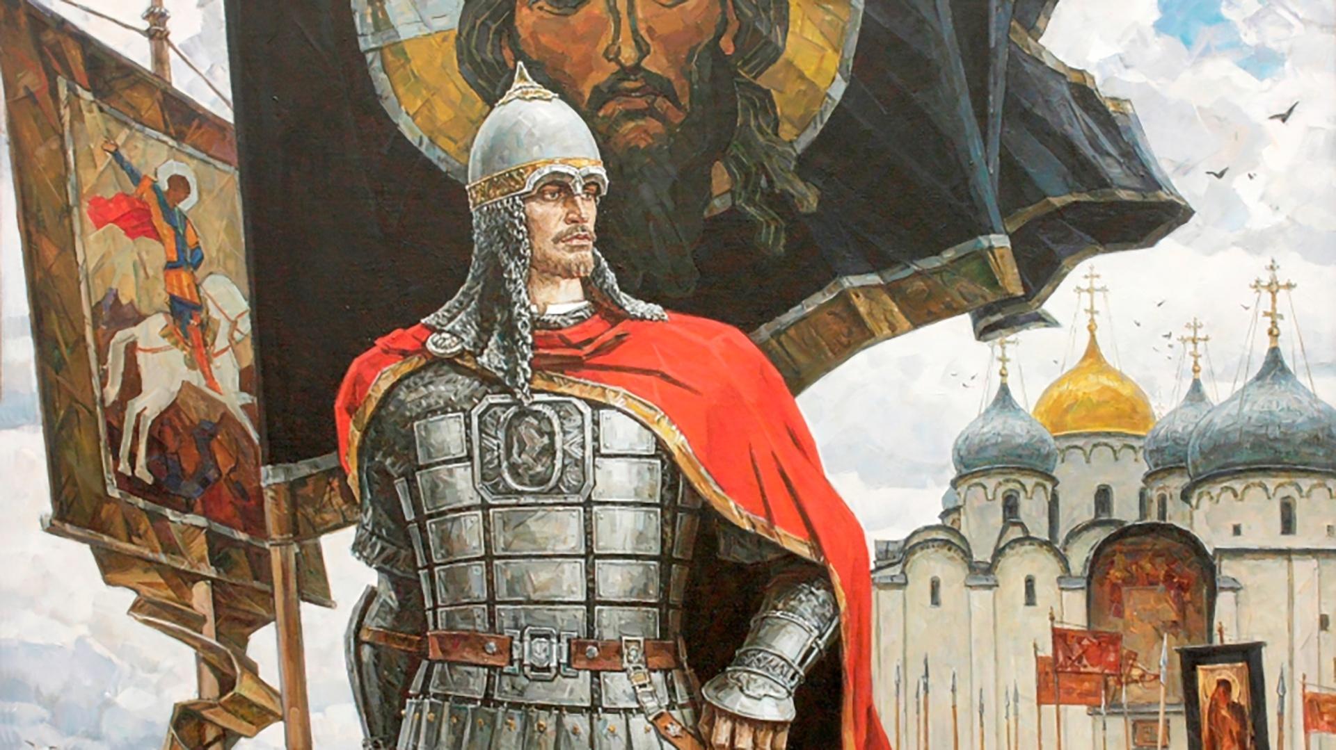 Александр Невский. Последняя битва