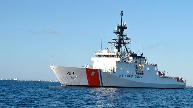 Военный корабль США зашел в территориальные воды Венесуэлы