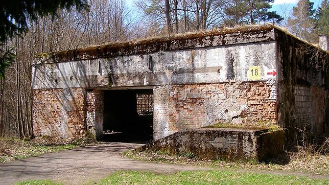 «Волчье логово» Гитлера в Польше решили превратить в мемориал