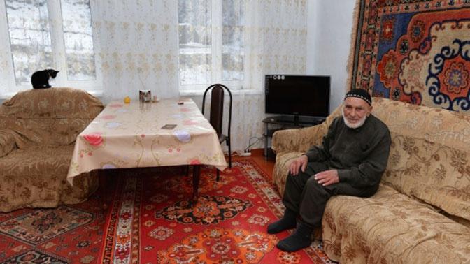 Умер старейший житель России