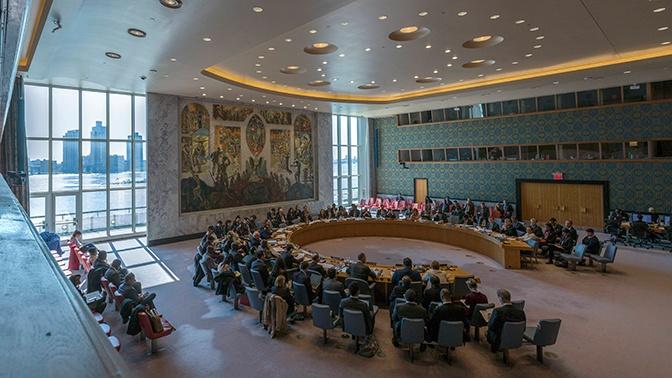Россия заблокировала искажающее ситуацию заявление Собвеза ООН по Идлибу