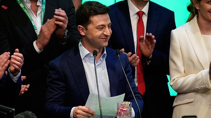На Украине придумали сценарий инаугурации Зеленского