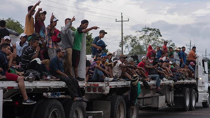 Управляемый хаос: как США спровоцировали волну миграции по всему миру