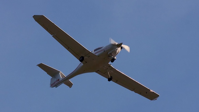 В Австралии самолет 40 минут летел с пилотом без сознания в кабине
