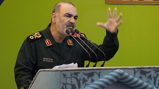 В Иране пригрозили США «ударом в голову»