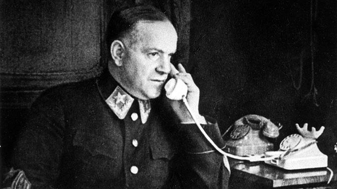 За что стал не мил маршал Жуков: рассекречены архивы о подготовке военачальника к визиту в США