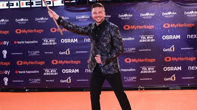 «Не смог поднять голову»: Лазарев попал в больницу перед «Евровидением»