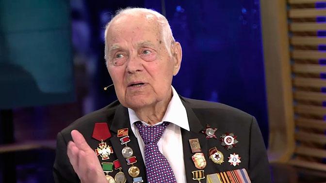 «Войне конец»: ветеран Великой Отечественной вспомнил встречу на Эльбе