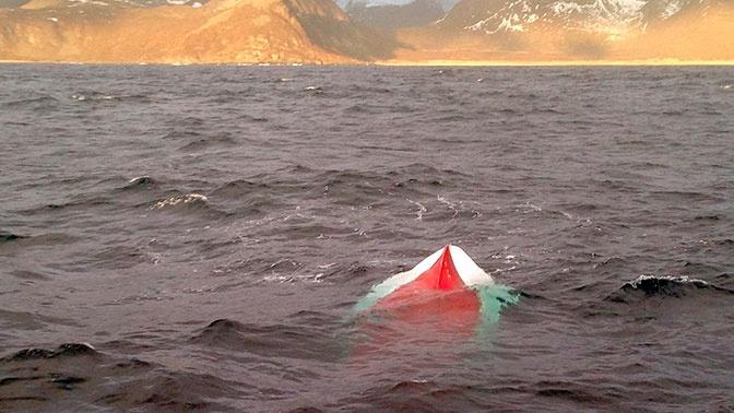 Два российских рыбака погибли в Норвегии