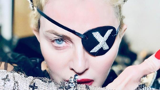 Выступление Мадонны на «Евровидении»  оказалось под угрозой