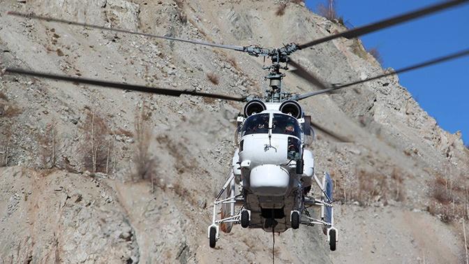Представлена обновленная версия вертолета Ка-32