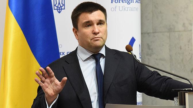 Обиделся: Климкин устроил бойкот Совету Европы