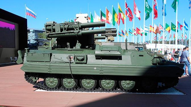 Новую версию ЗРК «Сосна» покажут на форуме «Армия-2019»