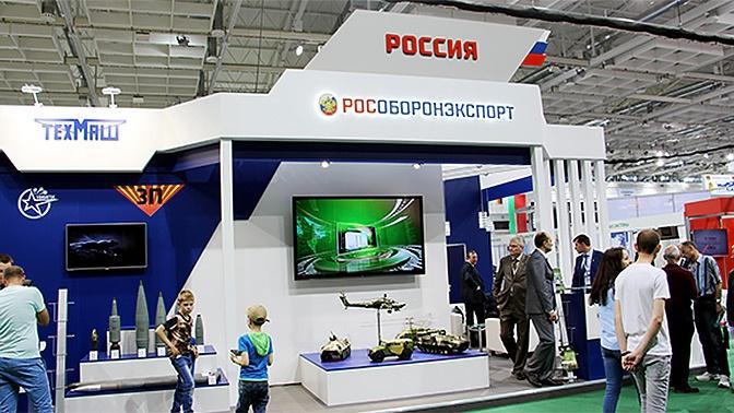 «Рособоронэкспорт» представил более 200 образцов вооружений на выставке MILEX-2019 в Белоруссии