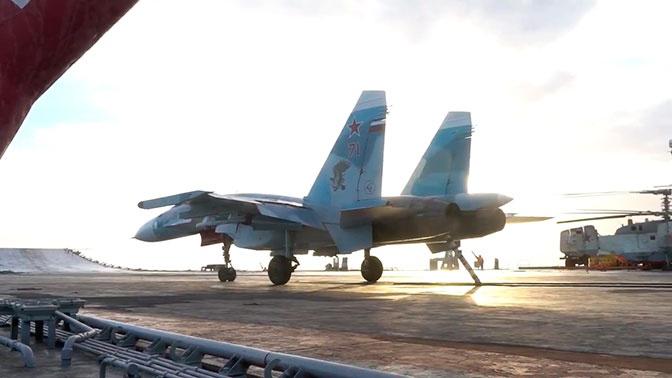 Глава ОСК: главной ударной силой российского авианосца будущего могут стать БПЛА